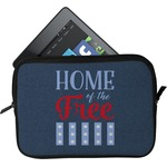 American Quotes Tablet Case / Sleeve (Personalized)