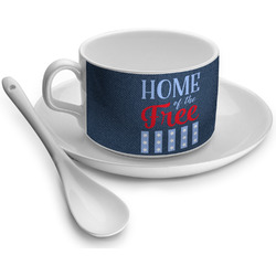 American Quotes Tea Cups (Personalized)