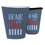 American Quotes Waste Basket (Personalized)