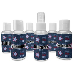 American Quotes Travel Bottles (Personalized)