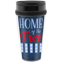American Quotes Travel Mug (Personalized)