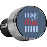 American Quotes USB Car Charger (Personalized)