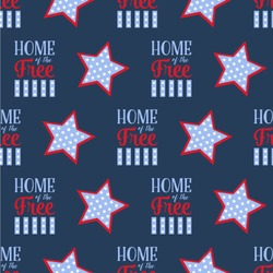American Quotes Wallpaper & Surface Covering