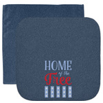 American Quotes Facecloth / Wash Cloth (Personalized)