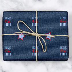 American Quotes Wrapping Paper