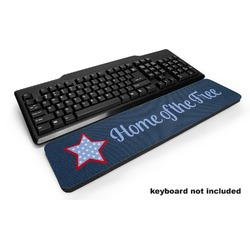 American Quotes Keyboard Wrist Rest (Personalized)