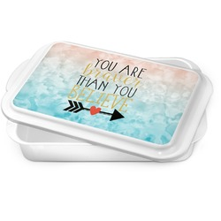 Inspirational Quotes Cake Pan (Personalized)