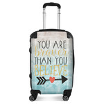 Inspirational Quotes Suitcase