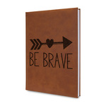Inspirational Quotes Leatherette Journal (Personalized)