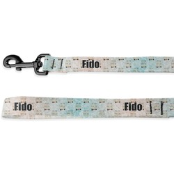 Inspirational Quotes Deluxe Dog Leash (Personalized)