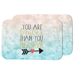 Inspirational Quotes Dish Drying Mat