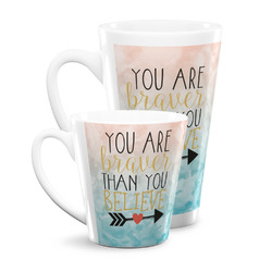 Inspirational Quotes Latte Mug