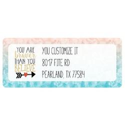 Inspirational Quotes Return Address Labels