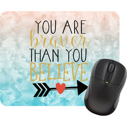 Inspirational Quotes Mouse Pads (Personalized)