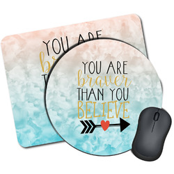 Inspirational Quotes Mouse Pads