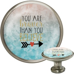 Inspirational Quotes Cabinet Knobs