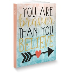 Inspirational Quotes Softbound Notebook (Personalized)