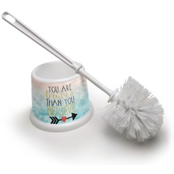 Inspirational Quotes Toilet Brush (Personalized)