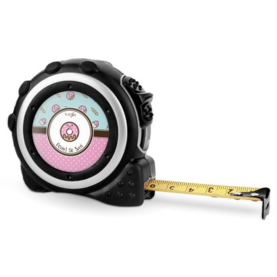 Donuts Tape Measure - 16 Ft (Personalized)