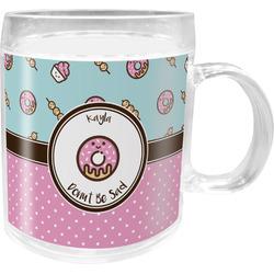 Donuts Acrylic Kids Mug (Personalized)