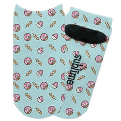 Donuts Adult Ankle Socks (Personalized)