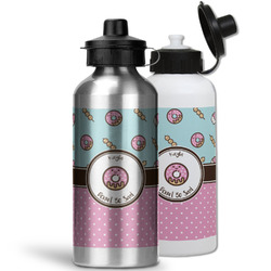 Donuts Water Bottles- Aluminum (Personalized)