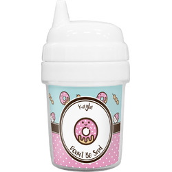 Donuts Baby Sippy Cup (Personalized)