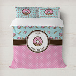 Donuts Duvet Cover (Personalized)