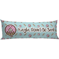 Donuts Body Pillow Case (Personalized)