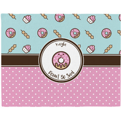 Donuts Placemat (Fabric) (Personalized)