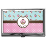 Donuts Business Card Case