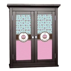 Donuts Cabinet Decal - Small (Personalized)