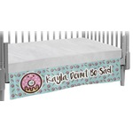 Donuts Crib Skirt (Personalized)