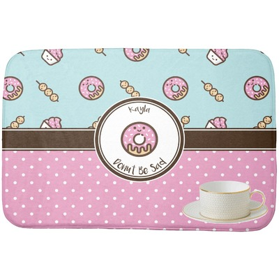 Donuts Dish Drying Mat (Personalized)