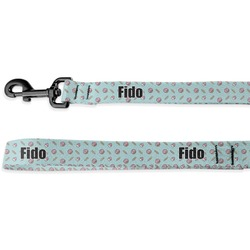Donuts Deluxe Dog Leash (Personalized)