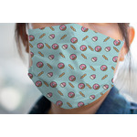 Donuts Face Mask Cover (Personalized)