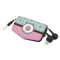 Donuts Genuine Leather Cord Wrap (Personalized)