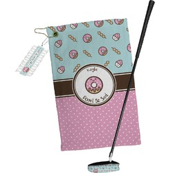 Donuts Golf Towel Gift Set (Personalized)