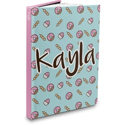 Donuts Hardbound Journal (Personalized)