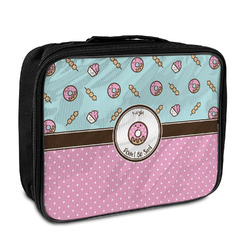 Donuts Insulated Lunch Bag (Personalized)