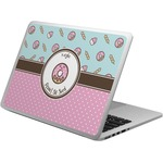 Donuts Laptop Skin - Custom Sized (Personalized)