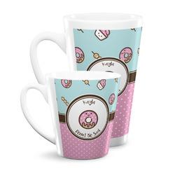 Donuts Latte Mug (Personalized)