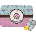 Donuts Memory Foam Bath Mat (Personalized)