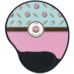 Donuts Mouse Pad with Wrist Support