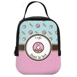 Donuts Neoprene Lunch Tote (Personalized)