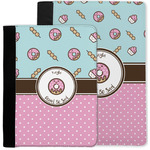 Donuts Notebook Padfolio w/ Name or Text