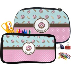 Donuts Pencil / School Supplies Bag (Personalized)