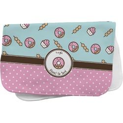 Donuts Burp Cloth (Personalized)