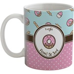 Donuts Coffee Mug (Personalized)
