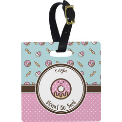 Donuts Luggage Tags (Personalized)